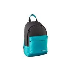Caribee campus mochila preta e azul