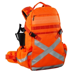 Caribee Mineral King Orange mochila alta visibilidad