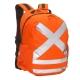 Caribee Calibre Orange mochila alta visibilidad