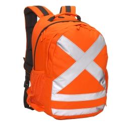 Caribee Calibre Orange mochila alta visibilidade