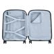 Delsey Belmont Plus 4R mala de cabine extensível antracite