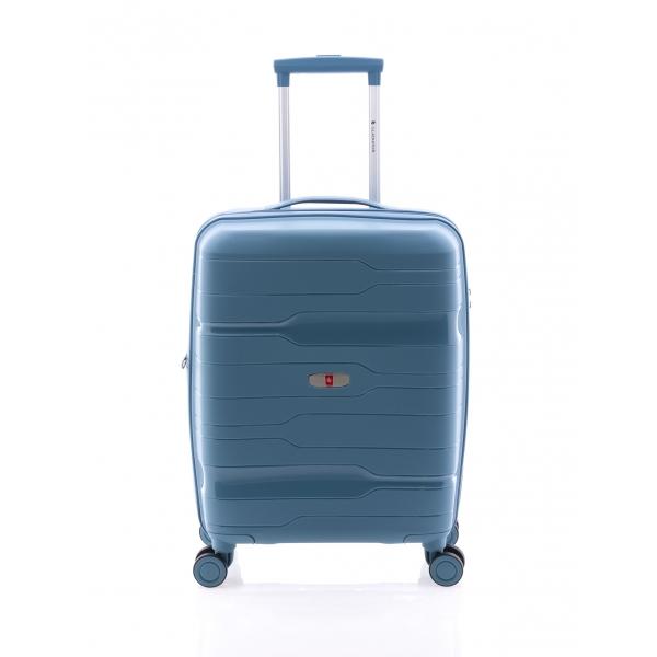 Gladiator Boxing maleta cabina extensible 4R azul bondi