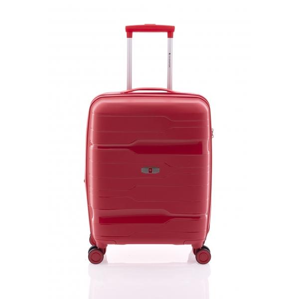 Gladiator Boxing maleta cabina extensible 4R rojo