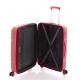 Gladiator Boxing maleta cabina extensible 4R violeta