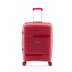 Gladiator Boxing maleta mediana extensible 4R rojo