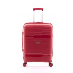 Gladiator Boxing maleta grande extensible 4R rojo