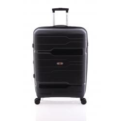 Gladiator Boxing maleta grande extensible 4R negro