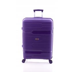 Gladiator Boxing maleta grande extensible 4R violeta