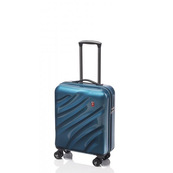 Gladiator Space maleta cabina 4R azul
