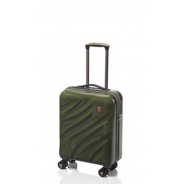 Gladiator Space mala de cabine 4R verde