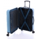 Gladiator Space maleta cabina 4R verde