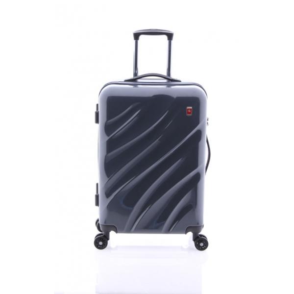 Gladiator Space maleta mediana 4R gris