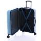 Gladiator Space maleta grande 4R azul