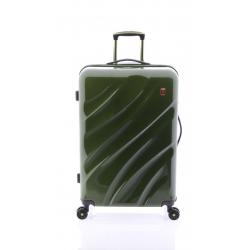 Gladiator Space maleta grande 4R verde