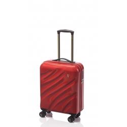 Gladiator Space maleta grande 4R rojo