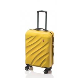 Gladiator Space maleta grande 4R amarillo