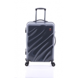 Gladiator Space maleta grande 4R gris