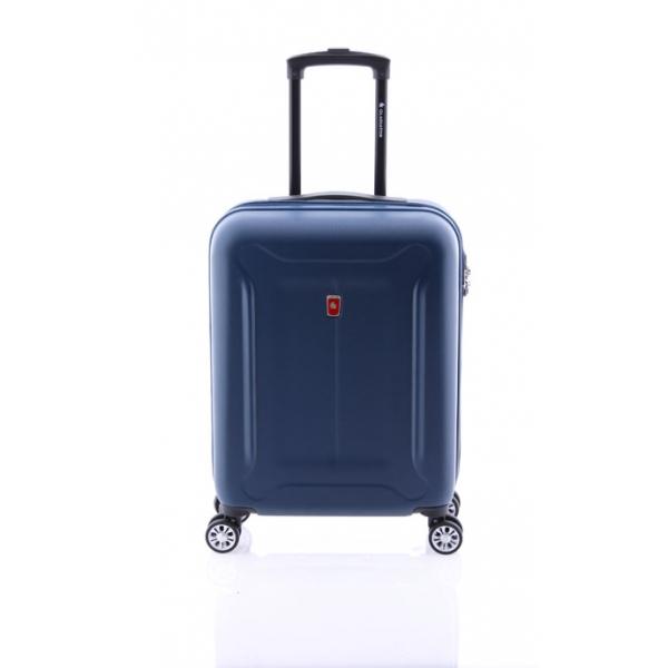 Gladiator Beetle maleta cabina 4R azul