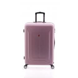 Gladiator Beetle maleta mediana 4R rosa