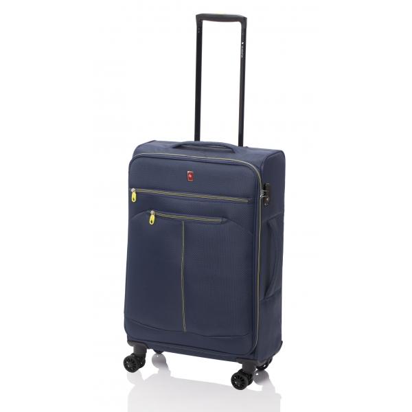 Gladiator Wind maleta mediana - azul marino