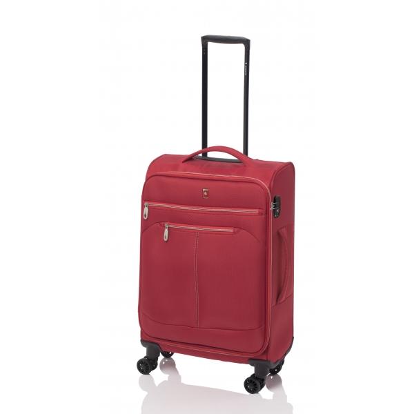 Gladiator Wind maleta mediana - rojo