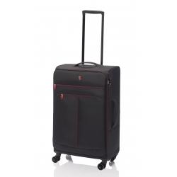 Gladiator Wind maleta mediana - negro