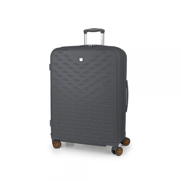 Gabol Piscis maleta grande 4R - verde