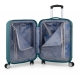 Gabol Clever maleta mediana 4R azul