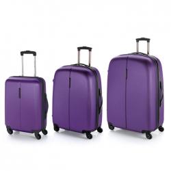 Set 3 maletas Gabol Paradise 4 Ruedas
