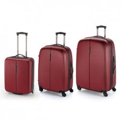 Set 3 maletas Gabol Paradise P(2R) + M + G (4 Ruedas)