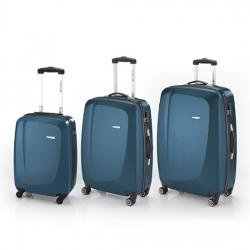 Set 3 maletas Gabol Line 4 Ruedas