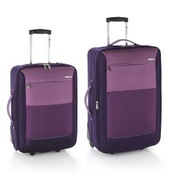 Set 2 maletas Gabol Reims 2 Ruedas (P+M)
