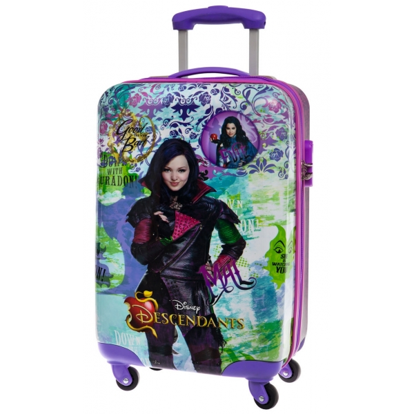 Maleta Cabina Descendants Fairest 55cm 4R