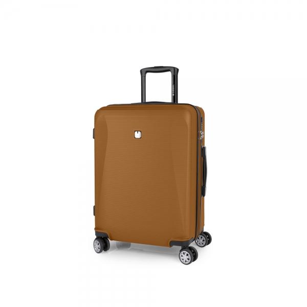 Gabol Miami maleta mediana 4R negro