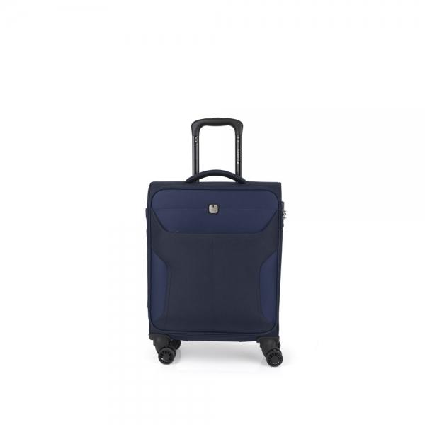 Gabol Nordic maleta cabina 4R negro