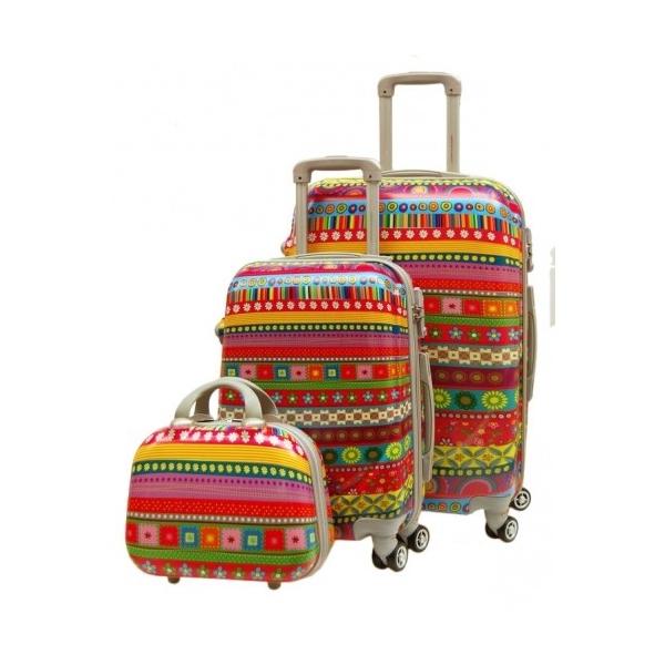 Greenwich Mumbai Jgo. 2 maletas + neceser