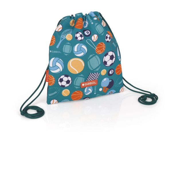 Gabol Gym mochila infantil estampado