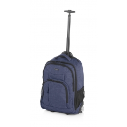 GLADIATOR CREW DENIM TROLLEY MOCHILA AZUL