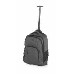 GLADIATOR CREW DENIM TROLLEY MOCHILA GRIS