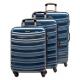 Juego de maletas Greenwich Milan azul