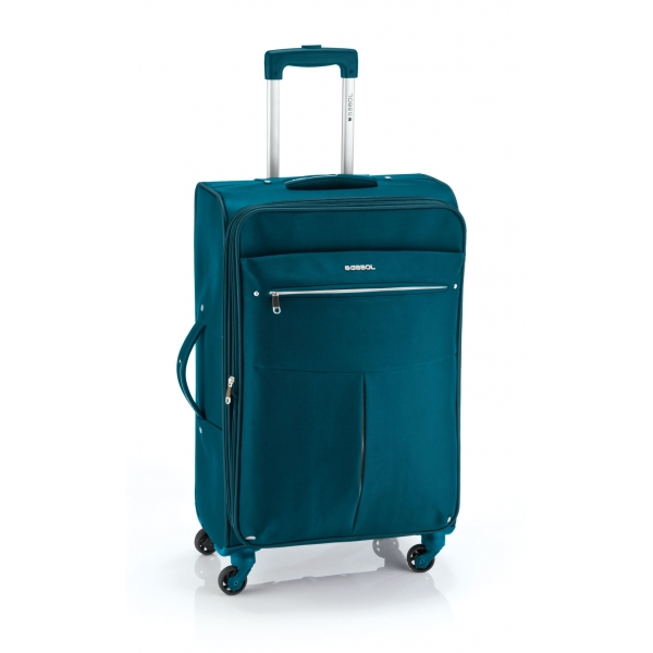 Gabol Daisy Jgo 3 maletas 4R Petroleo