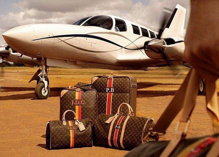 las maletas louis vuitton, las más caras del mundo