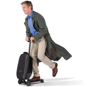 Las maletas scooter