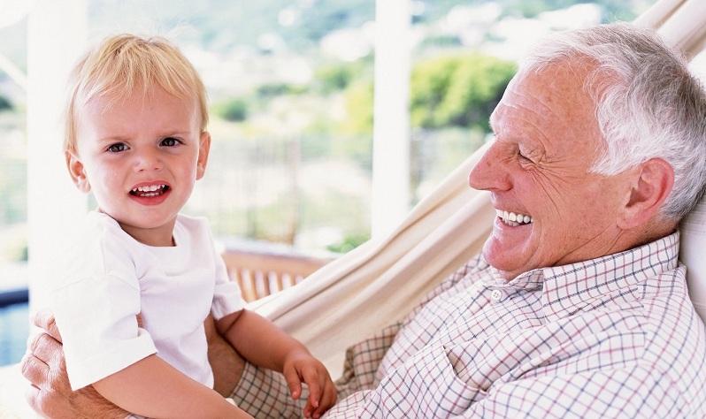 viajar con nietos