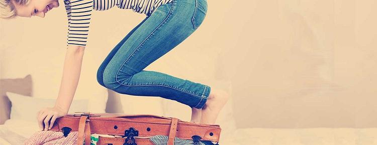 maletas o mochilas