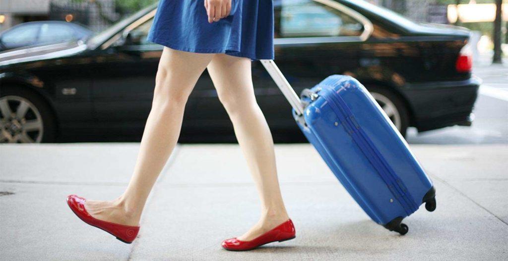 maletas con ruedas