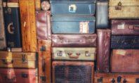 material de las maletas