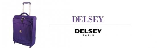 Maletas Delsey