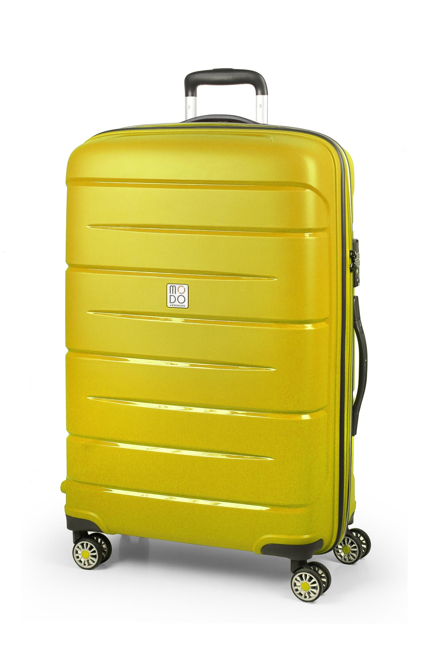 Roncato Modo Starlight 2.0 Maleta Grande 4R amarillo