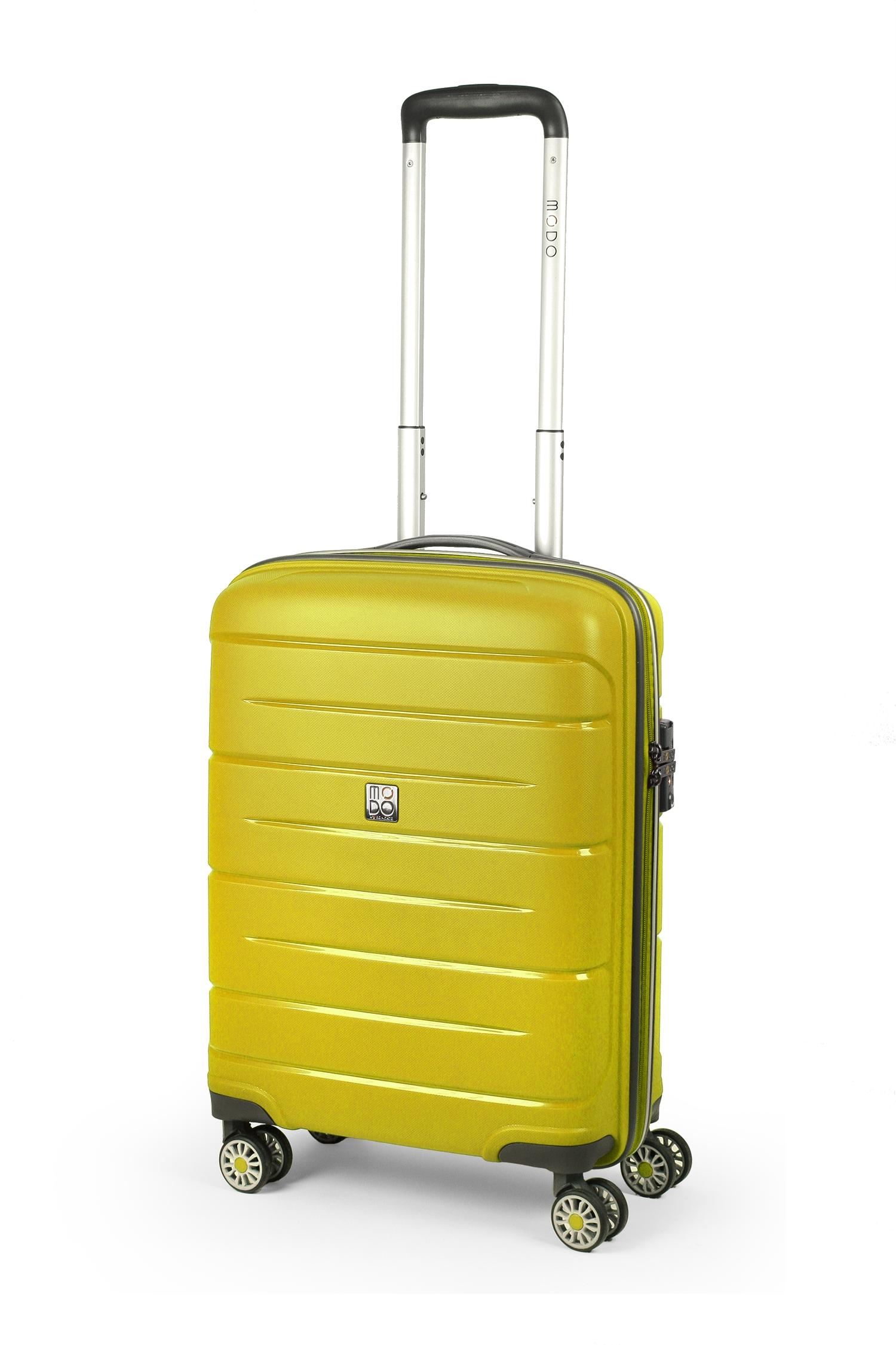 Roncato Modo Starlight 2.0 maleta cabina 4R amarillo